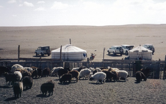 The Herder's Boots, Mongolia travel story book