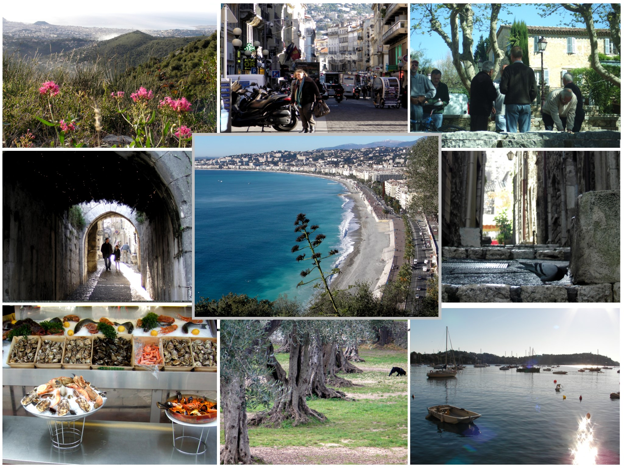 photos from book The Gems of Nice and the French Riviera