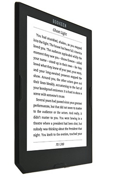 bookeen muse ereader