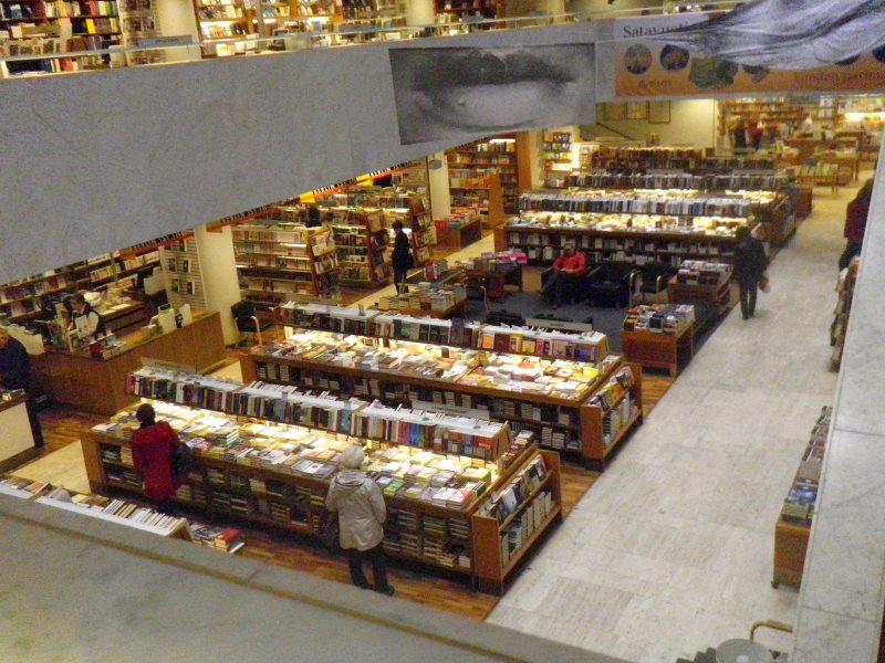 akateeminen bookstore, Helsinki