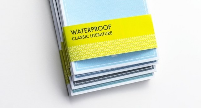 bibliobath waterproof books