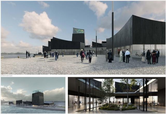 guggenheim, helsinki, moreauku sunoki architects