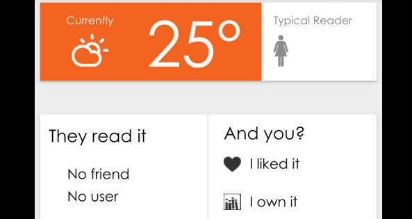 book weather app