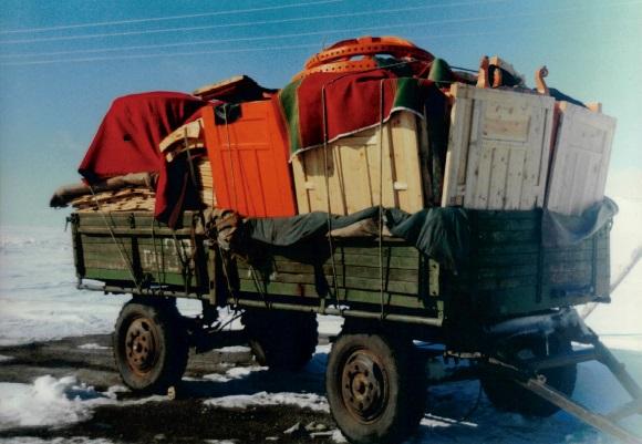 Mongolia travel book, photo gallery