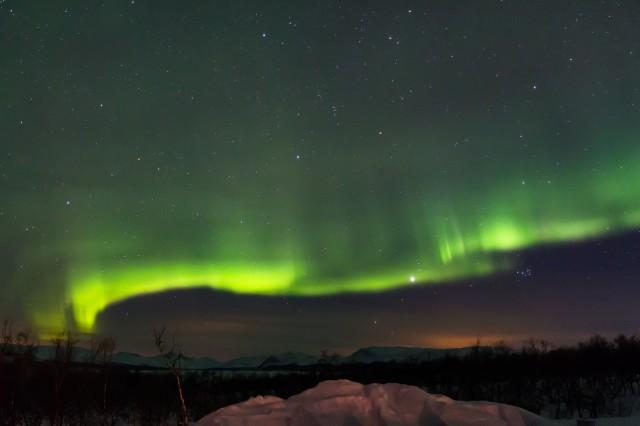 aurora borealis, carsten frenzl, Kilpisjärvi