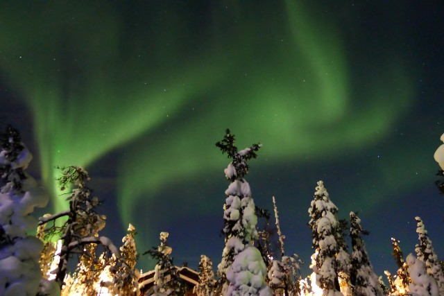 aurora borealis, timo newton-syms, Ruka Kuusamo