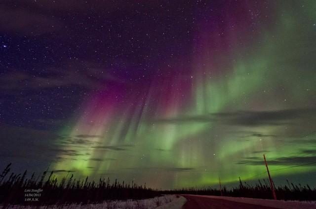 aurora borealis, whatimom, Canada