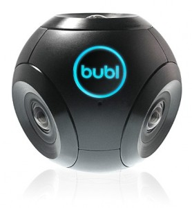 bublcam, 360-degree camera