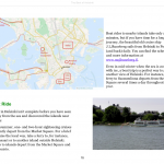 Helsinki: Klaava Travel Guide, sample page
