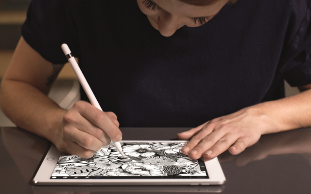 apple ipad pro 9.7 apple pencil