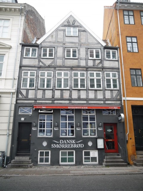 restaurant, danske smorrebrod