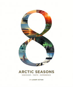 book cover image: eight arctic seasons