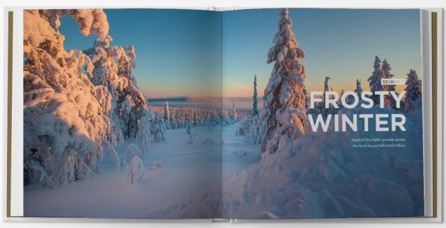 8 arctic seasons