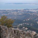 Nice, Cap d'Antibes and Mediterranean