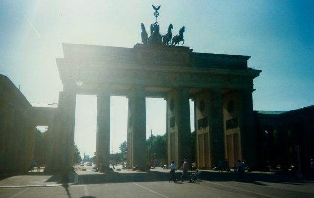 berlin, branderburger gate