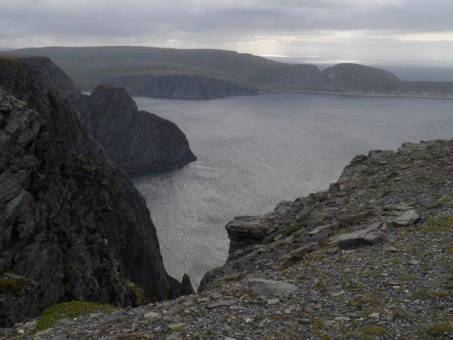 nordkapp landscape