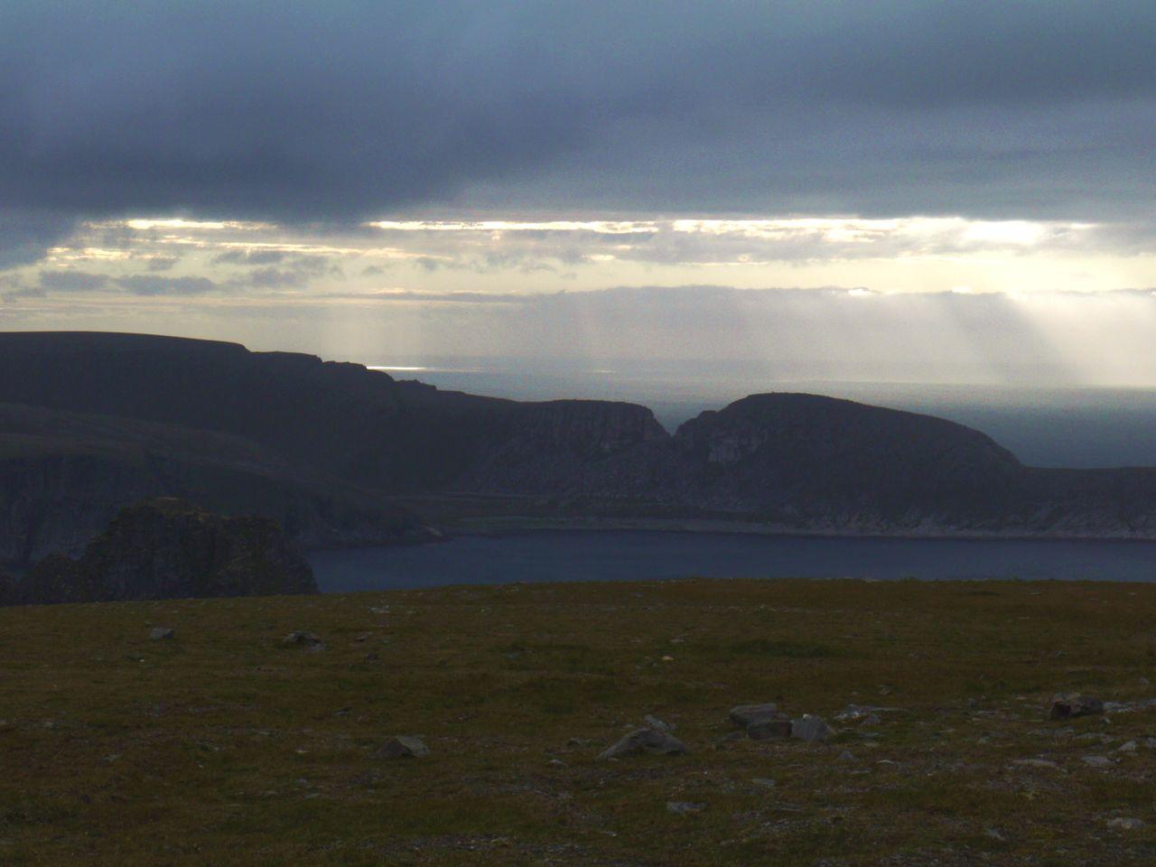 nordkapp, north cape in Norway
