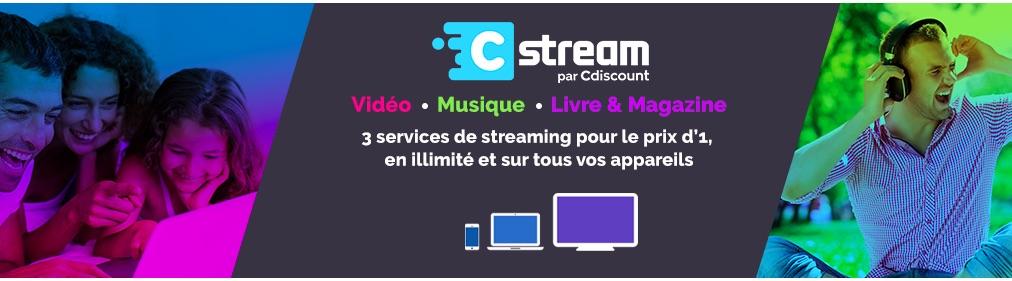 cstream, product