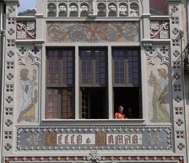 Porto, Portugal, Lello bookstore