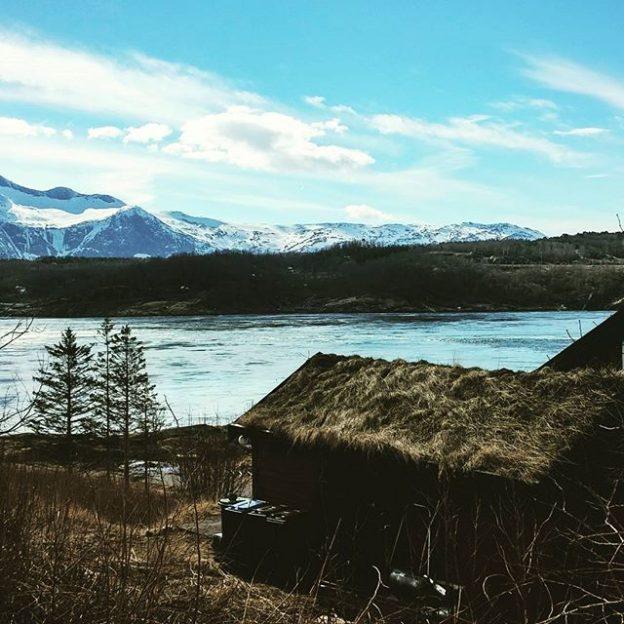Saltstraumen, Norway. Lapland.