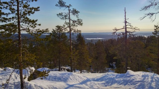 Aavasaksa, Lapland, Finland.