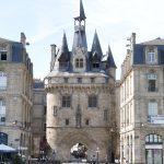 Porte Cailhau, Bordeaux, France.