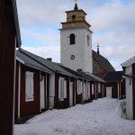 Gammelstad, Sweden, near Luleå.
