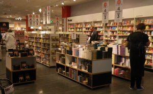 bookstore in gothenburg, sweden