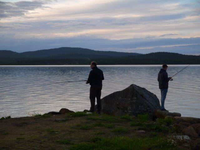 Inarijärvi, FInland.