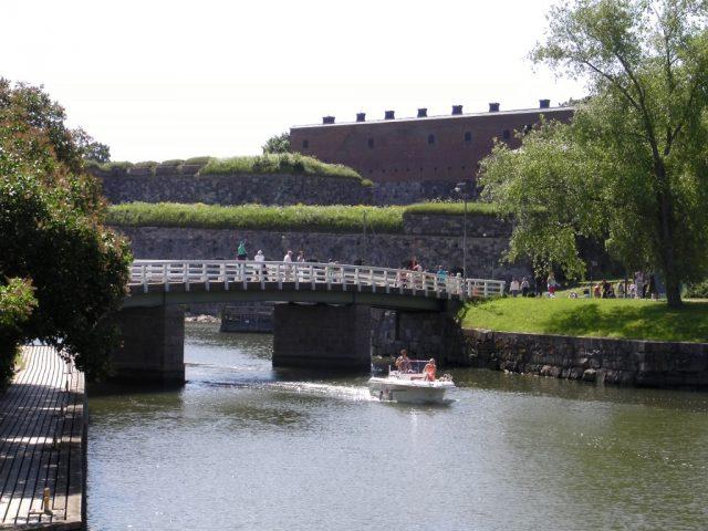 Suomenlinna fortress, Helsinki.