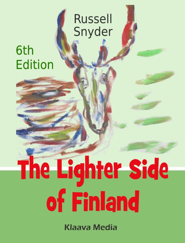 cover image of book: The Lighter Side of Finland 6th Ed