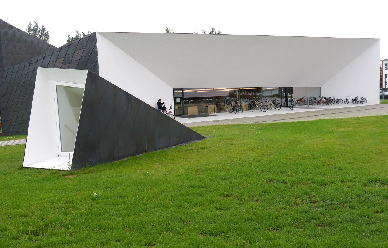Seinäjoki Apila library, Finland