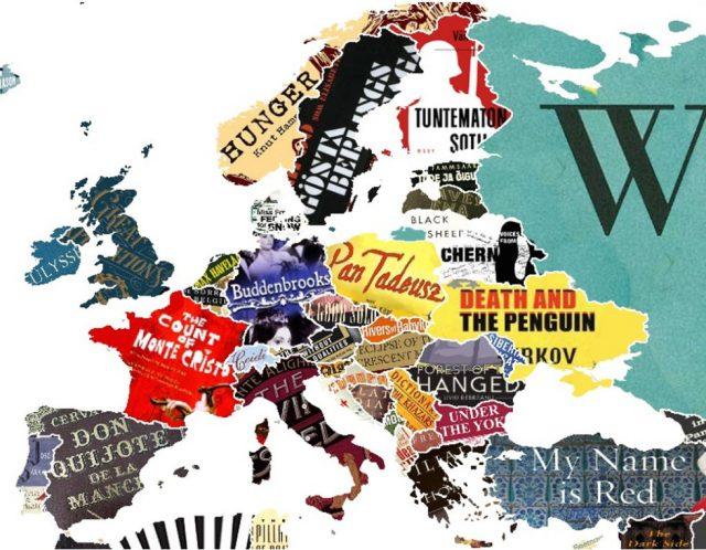 Europe literature map backforward24