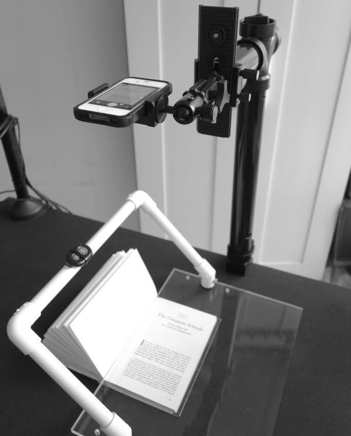 Diy Project Turn Your Smartphone Into A Scanner That