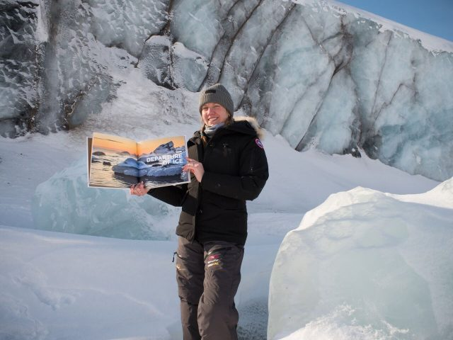 Eight Arctic Seasons book in the North with Liisa Kokkarinen