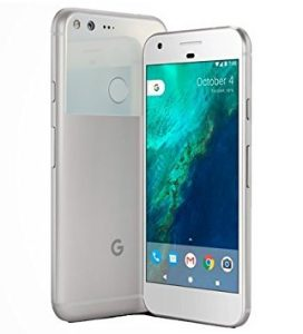 Google Pixel XL smartphone by HTC