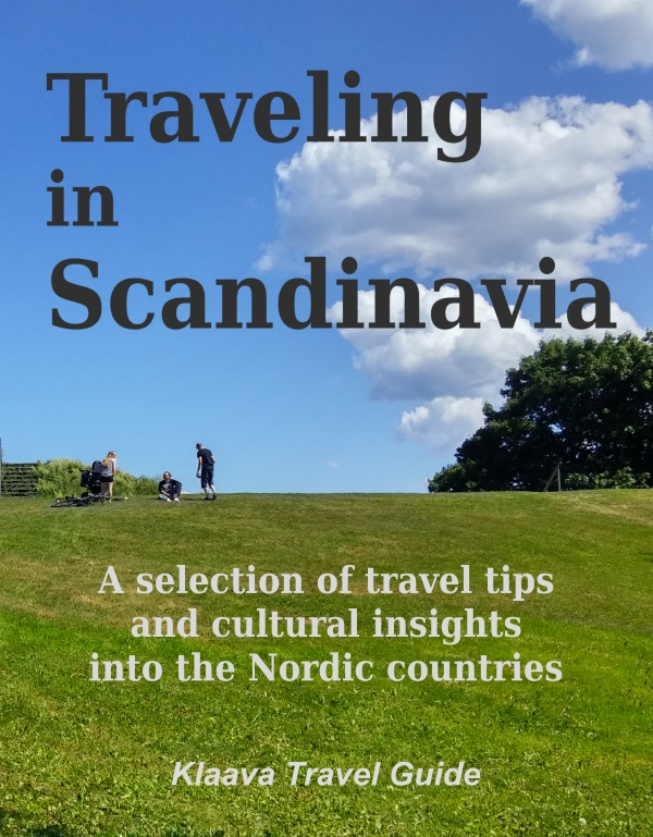 Book cover image: Traveling in Scandinavia