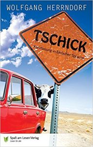 book cover: tschick, germany
