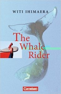 book cover: whale rider, new zealand