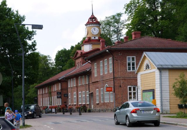Fiskars, an artist village in Finland