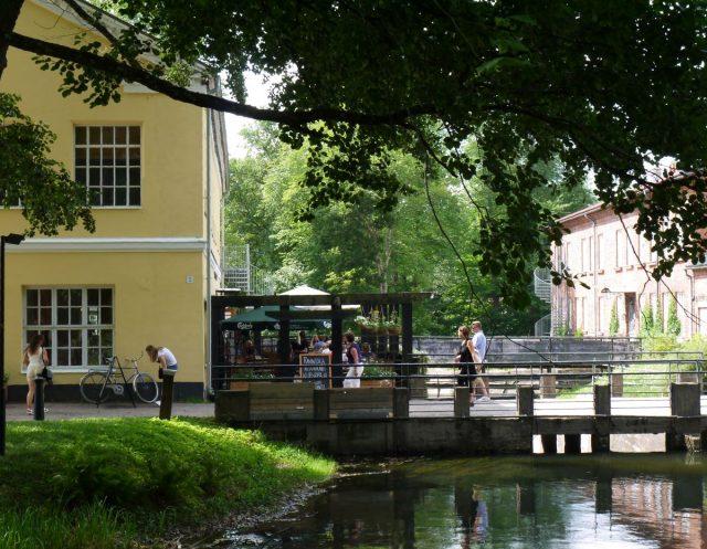 Fiskars village, Finland, Scandinavia, Europe