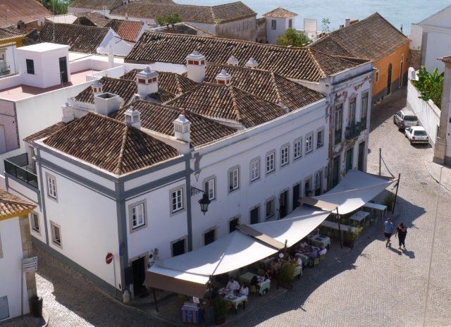 Faro old town, Algarve, Portugal