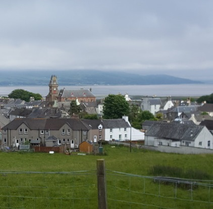 Wigtown, Scotland.