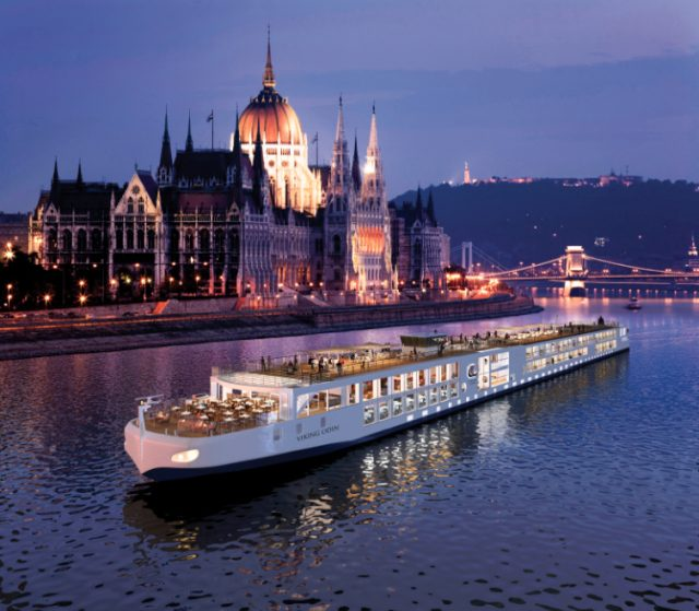Budabest, HUngary. Photo by Viking River Cruise,
