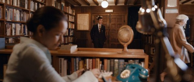 The Library, short film