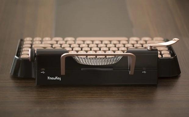 KnewKey Rymek keyboard