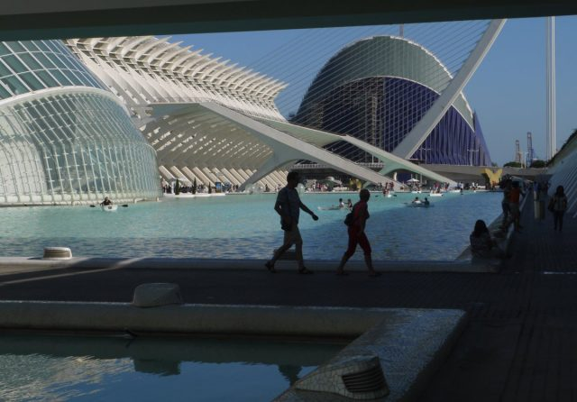 Valencia, Spain: city of arts and sciences