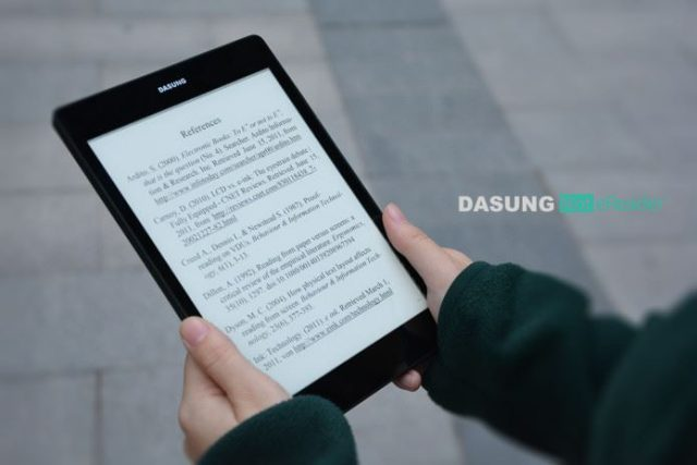 dasung not ereader is an e-reader and pc monitor