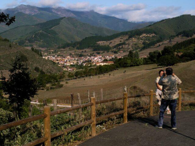 Picos de Europa, Potes village, Cantabria, Spain