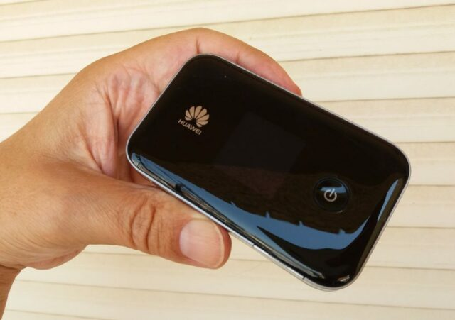 huawei 4g wifi router mobile portable
